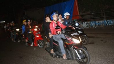 "Sahur on The Road Berubah Jadi Ajang ""Setan on The Road"""
