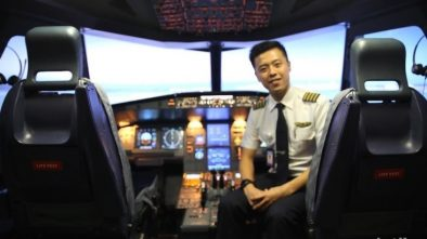Gegara Video Zero Gravity, Izin Terbang Single Engine Captain Vincent Dicabut